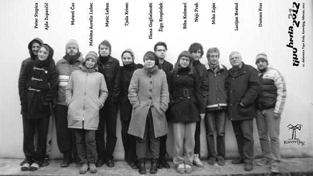 21. delavnica: Februar 2012