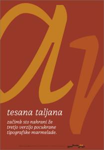Malvina Lubec: Tesana Taljana