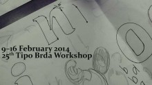 Winter 2014 Typedesign Workshop