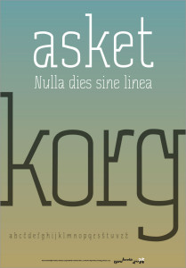 Simon Korenjak: Asket