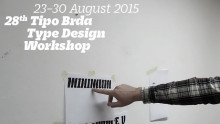 Summer 2015 Type Design Workshop