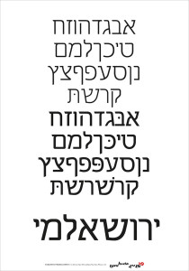 Lucijan Bratuš: Makalonca Hebrew