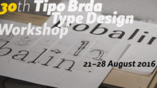 30th Tipo Brda: invitation