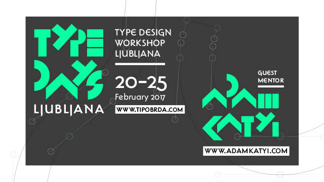 Type Days Ljubljana 2017